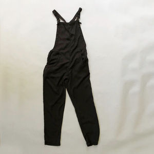 Urban Outfitters BDG Black Overalls